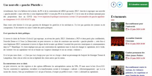 Osons Poitiers